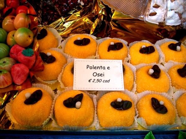 polenta-cakes