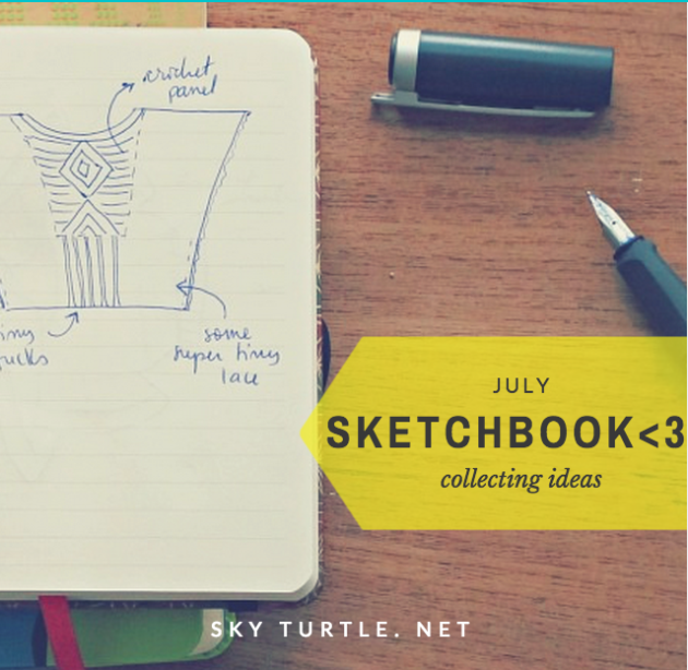 sketchbook ideas by sky turtle