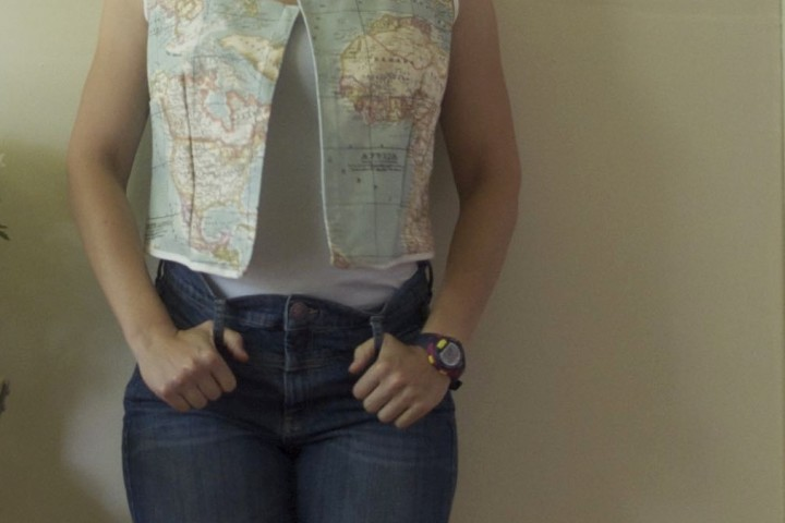 adelaide vest world map