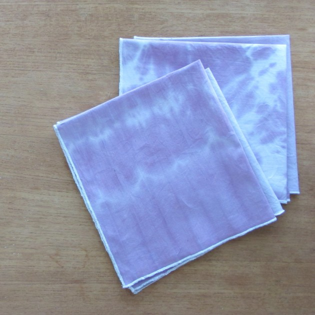 naturally shibori napkins
