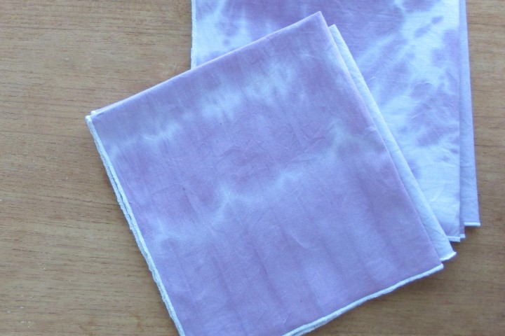 naturally shibori napkins