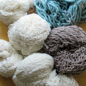 recycled yarn