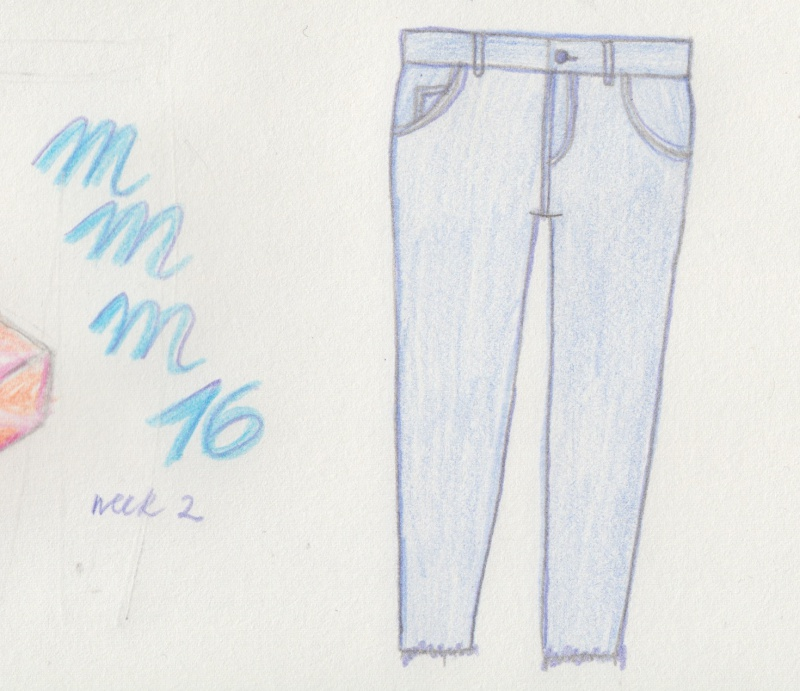 mmm16 week 2 jeans