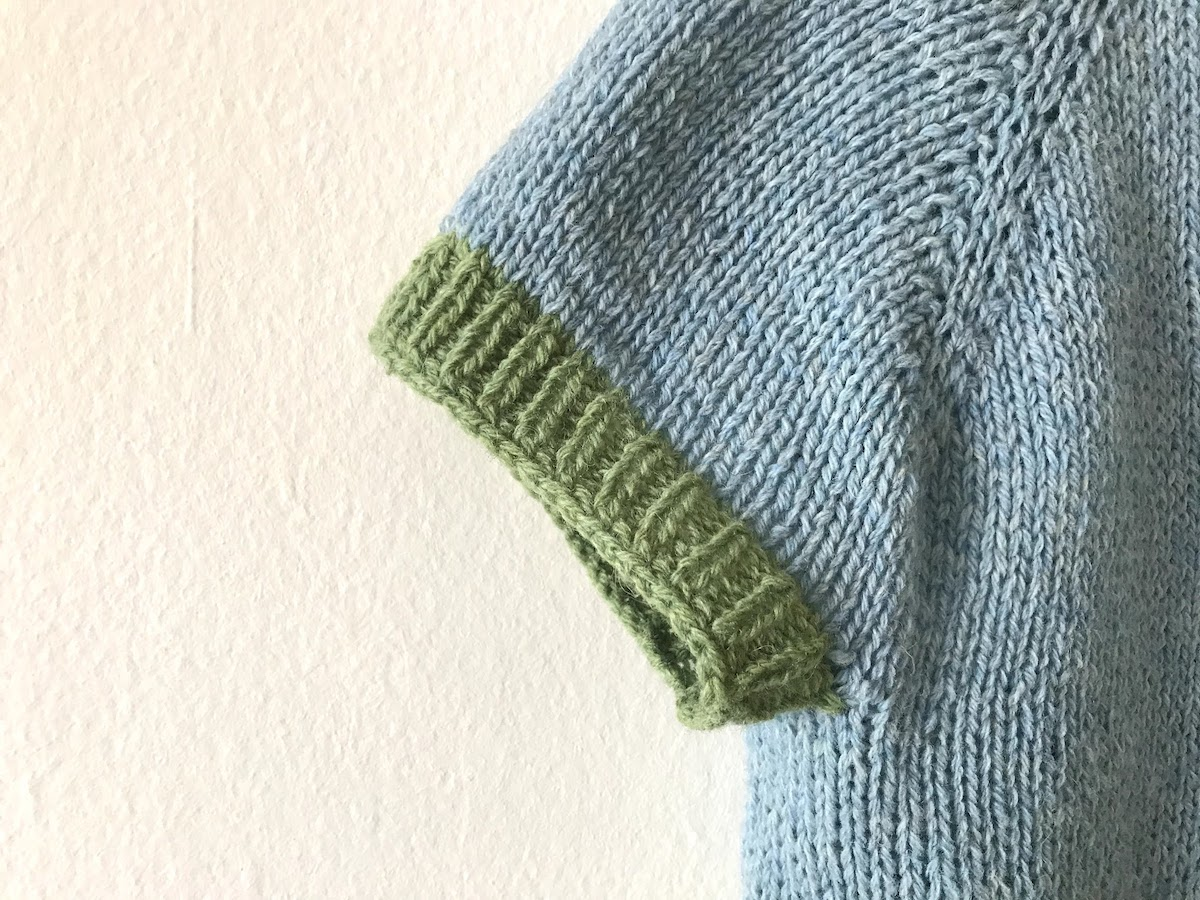 raglan short sleeve