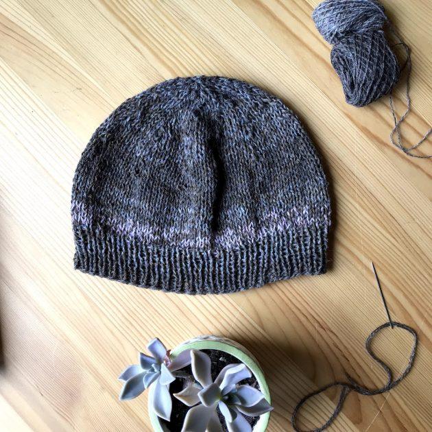 September forest wool hat